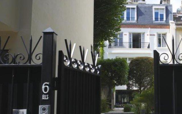 Отель Villa du Square Франция, Париж - отзывы, цены и фото номеров - забронировать отель Villa du Square онлайн вид на фасад