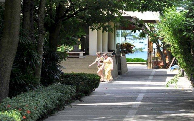 Отель Karon Princess Пхукет вид на фасад
