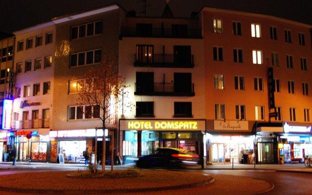 Hotel Domspatz вид на фасад