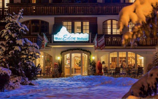 Отель Eden Wellness Швейцария, Церматт - отзывы, цены и фото номеров - забронировать отель Eden Wellness онлайн вид на фасад