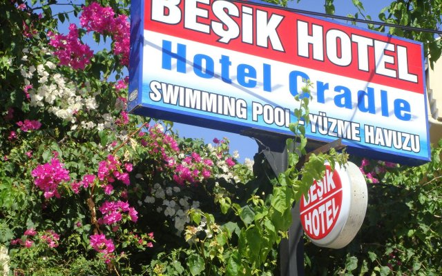 Besik Hotel вид на фасад