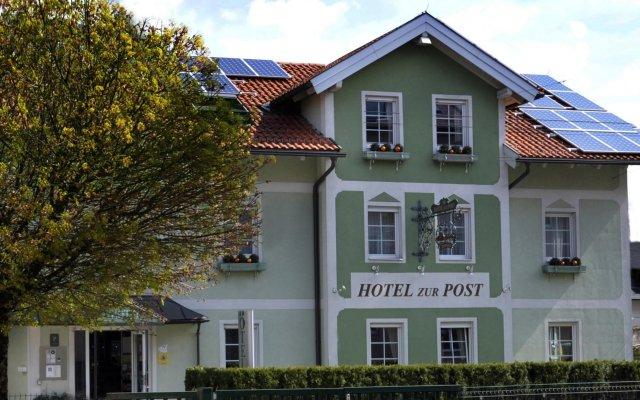 Отель Das Grüne Hotel zur Post - 100 % BIO Австрия, Зальцбург - отзывы, цены и фото номеров - забронировать отель Das Grüne Hotel zur Post - 100 % BIO онлайн вид на фасад