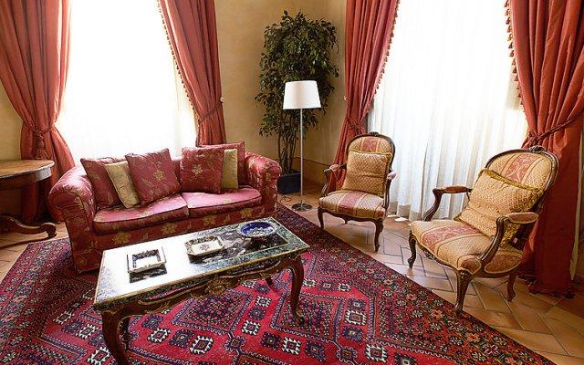 Отель Pantheon Luxury Италия, Рим - отзывы, цены и фото номеров - забронировать отель Pantheon Luxury онлайн комната для гостей