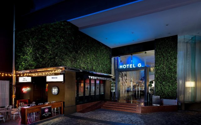 Pullman Bangkok Hotel G вид на фасад