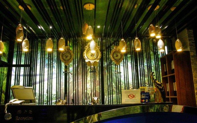 Отель D Day Resotel Pattaya Таиланд, Паттайя - отзывы, цены и фото номеров - забронировать отель D Day Resotel Pattaya онлайн вид на фасад