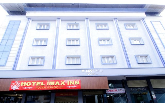 Hotel Imax Inn in Hyderabad, India from 38$, photos, reviews - zenhotels.com hotel front