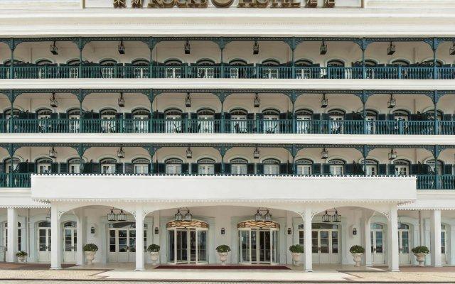 Rocks Hotel вид на фасад