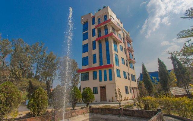 Отель OYO 275 Sunshine Garden Resort Непал, Катманду - отзывы, цены и фото номеров - забронировать отель OYO 275 Sunshine Garden Resort онлайн вид на фасад