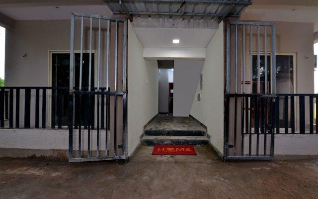 Отель OYO 17365 Home Peaceful 1BHK Mandrem Индия, Северный Гоа - отзывы, цены и фото номеров - забронировать отель OYO 17365 Home Peaceful 1BHK Mandrem онлайн вид на фасад