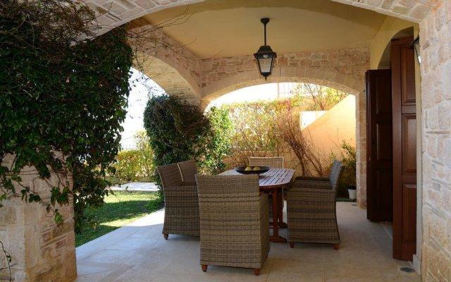 Отель Villa Marina-Luxury Villa with Private Pool вид на фасад