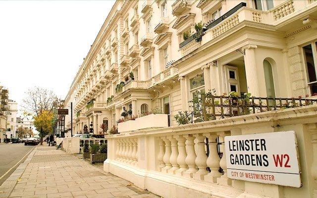 Отель Leisure Inn вид на фасад
