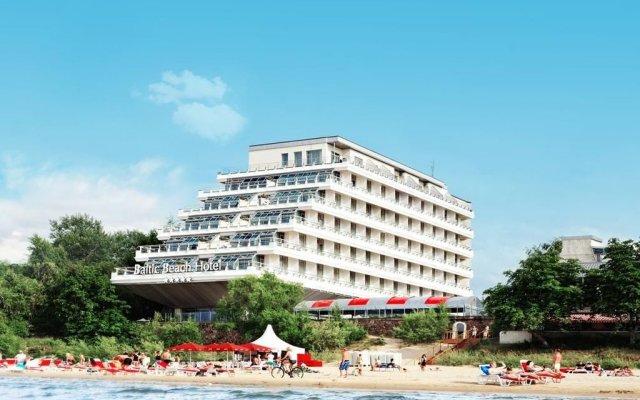 Baltic Beach Hotel & SPA Юрмала вид на фасад