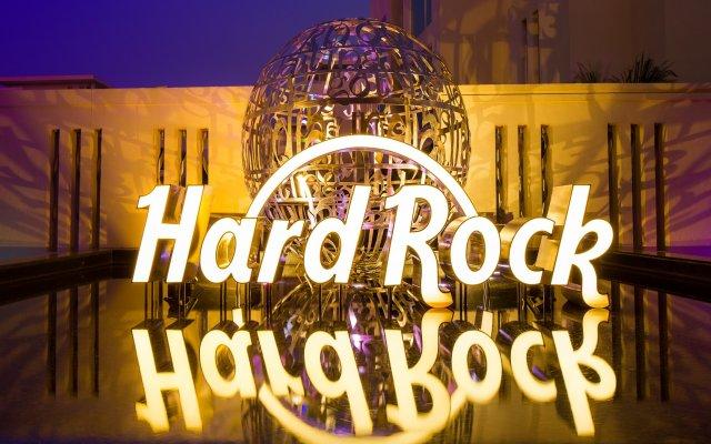 Hard Rock Hotel Goa вид на фасад