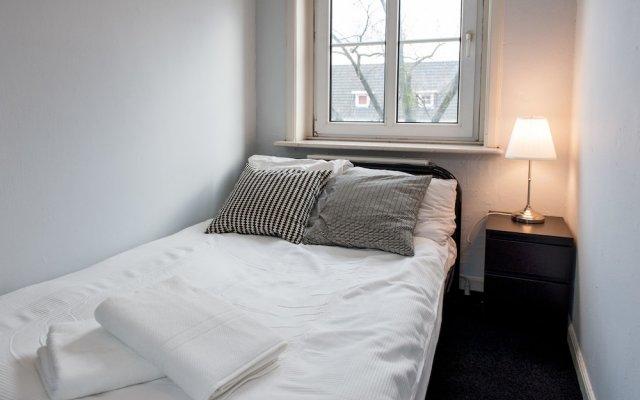 Отель New Apartment Top Location Near RAI Нидерланды, Амстердам - отзывы, цены и фото номеров - забронировать отель New Apartment Top Location Near RAI онлайн комната для гостей