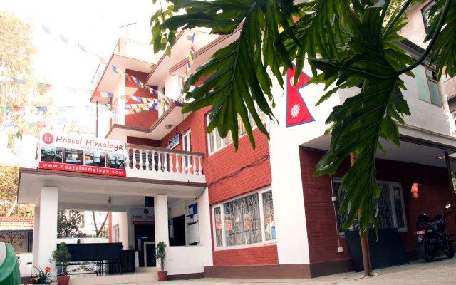 Отель Hostel Himalaya Непал, Катманду - отзывы, цены и фото номеров - забронировать отель Hostel Himalaya онлайн вид на фасад