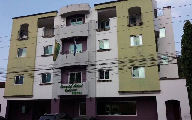 Отель Casa del Arbol Galerias Гондурас, Сан-Педро-Сула - отзывы, цены и фото номеров - забронировать отель Casa del Arbol Galerias онлайн вид на фасад