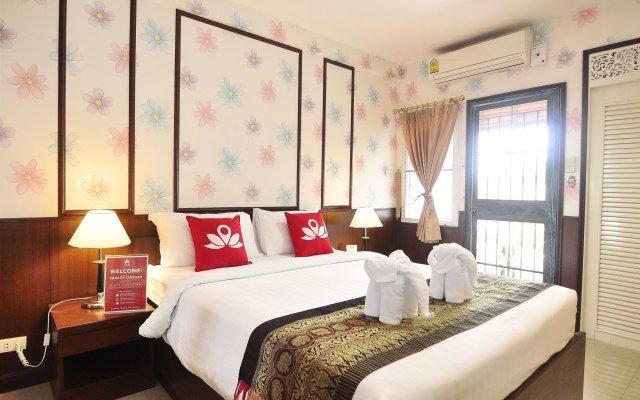Отель Zen Rooms Ladkrabang 48 Бангкок вид на фасад