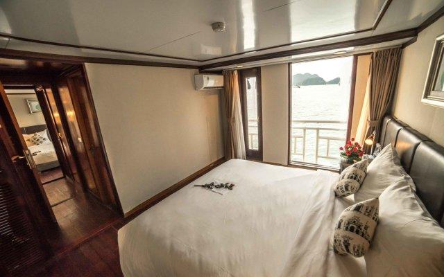 Отель La Vela Premium Cruise комната для гостей