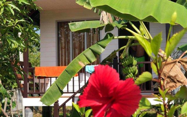 Отель Lanta Andaleaf Bungalow Ланта вид на фасад