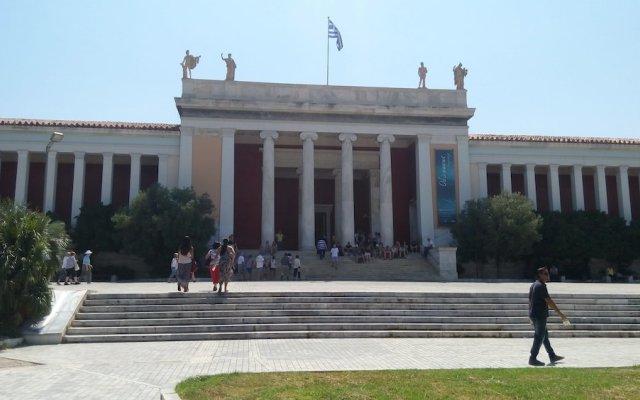 Отель Athens Plaza Luxury Apartments Греция, Афины - отзывы, цены и фото номеров - забронировать отель Athens Plaza Luxury Apartments онлайн вид на фасад