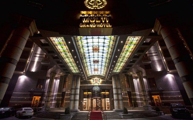 Мульти Гранд Фараон Отель вид на фасад