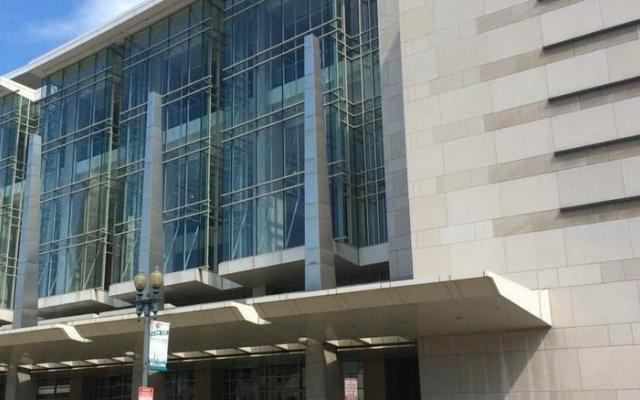 Отель Renaissance Washington, DC Downtown Hotel США, Вашингтон - 1 отзыв об отеле, цены и фото номеров - забронировать отель Renaissance Washington, DC Downtown Hotel онлайн вид на фасад