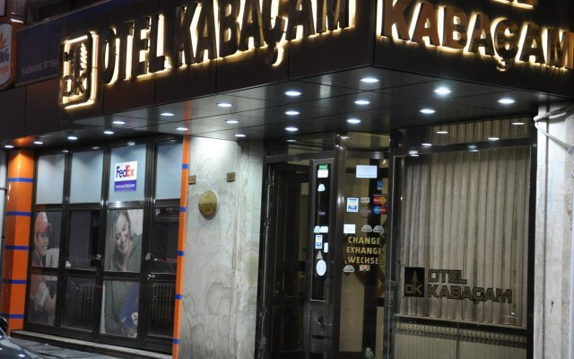 Kabacam Турция, Измир - отзывы, цены и фото номеров - забронировать отель Kabacam онлайн вид на фасад