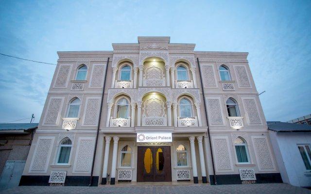 Отель Orient Palace Узбекистан, Ташкент - отзывы, цены и фото номеров - забронировать отель Orient Palace онлайн вид на фасад