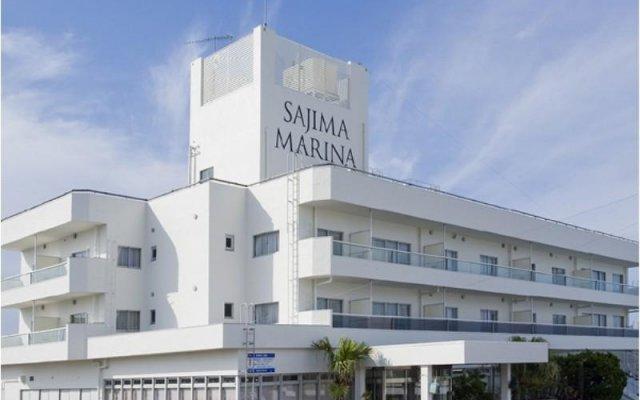 Sajima Marina Hotel вид на фасад