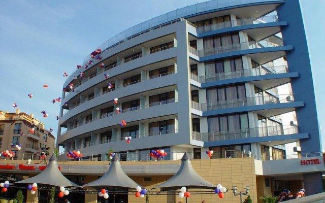 Отель Marieta Palace Несебр вид на фасад