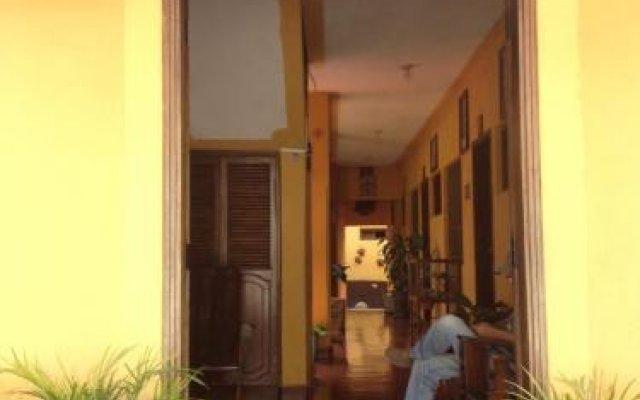 Hotel Yaragua вид на фасад