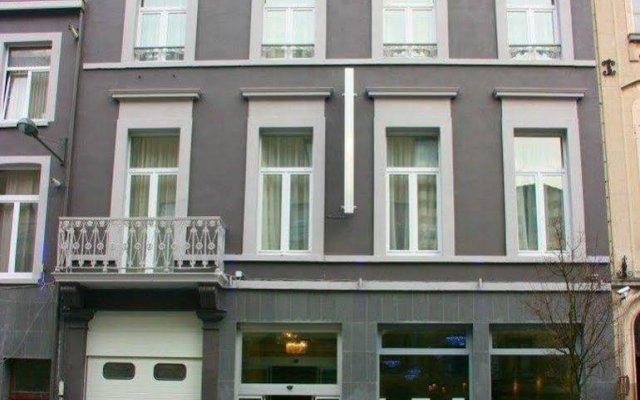 Hotel Prestige Брюссель вид на фасад