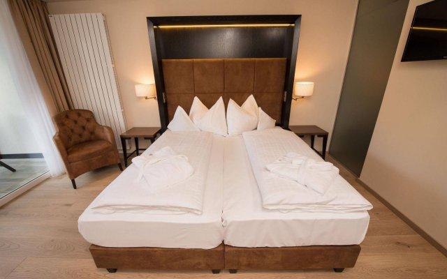 Hotel Goldene Rose Силандро комната для гостей