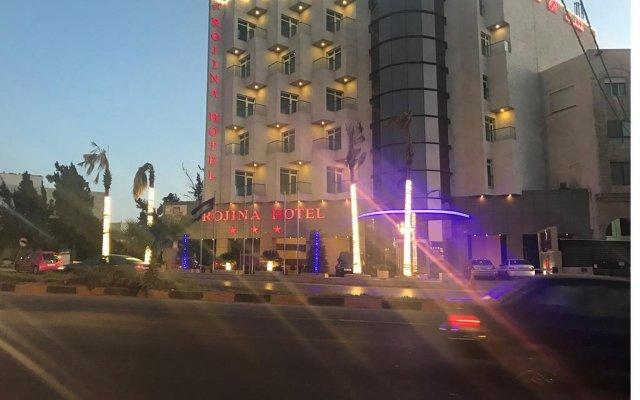 Rojina Hotel вид на фасад