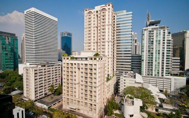 Отель Grand Asoke Residence Sukhumvit Таиланд, Бангкок - отзывы, цены и фото номеров - забронировать отель Grand Asoke Residence Sukhumvit онлайн вид на фасад