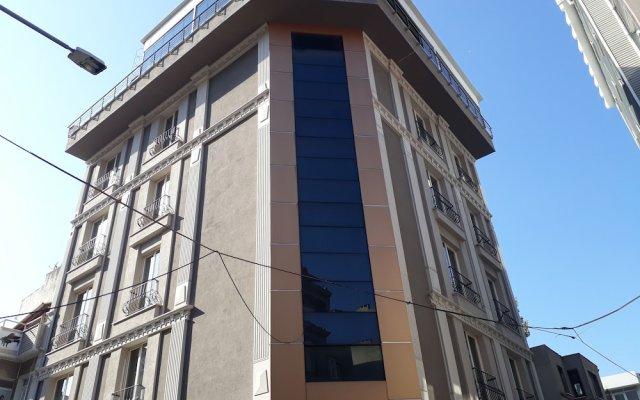 Отель Tum Palace Otel вид на фасад