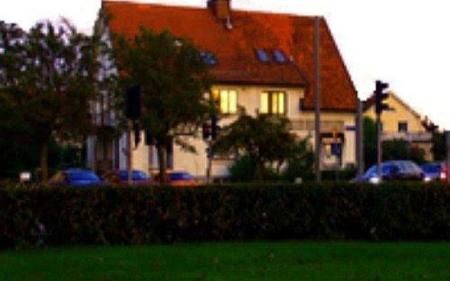 Отель Sankt Sigfrid Bed & Breakfast вид на фасад