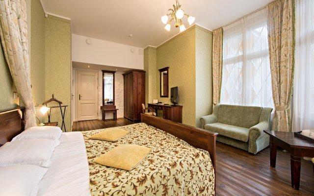 Отель TAANILINNA Таллин комната для гостей