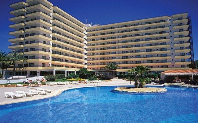 Отель BQ Belvedere Hotel Испания, Пальма-де-Майорка - 6 отзывов об отеле, цены и фото номеров - забронировать отель BQ Belvedere Hotel онлайн вид на фасад
