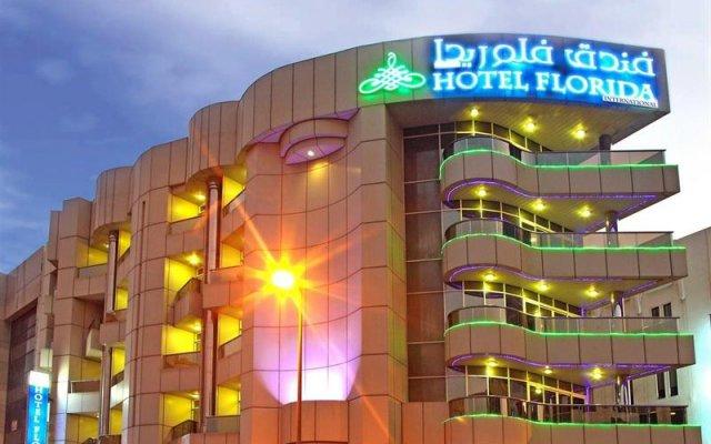 Florida International Hotel вид на фасад