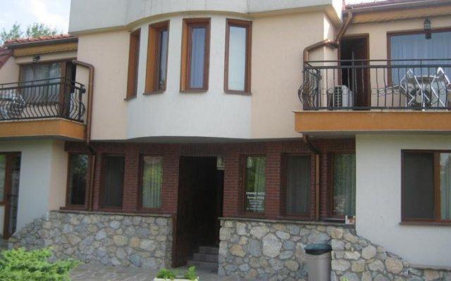 Отель Комплекс Бунара Болгария, Пловдив - отзывы, цены и фото номеров - забронировать отель Комплекс Бунара онлайн вид на фасад