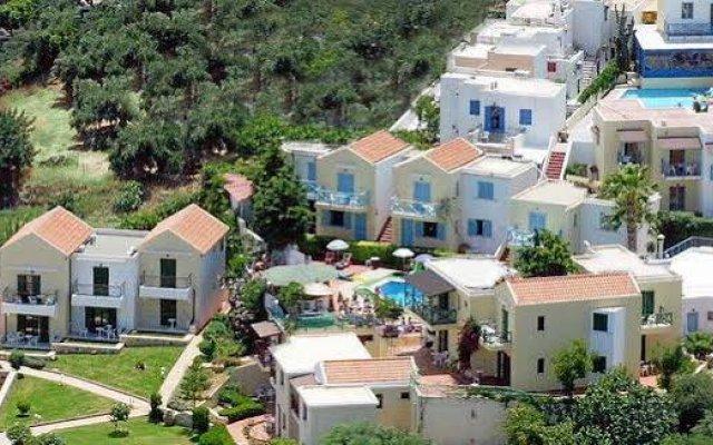 Отель Piskopiano Village Греция, Арханес-Астерусия - отзывы, цены и фото номеров - забронировать отель Piskopiano Village онлайн вид на фасад