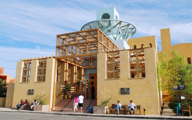 Отель Steigenberger Golf Resort El Gouna вид на фасад