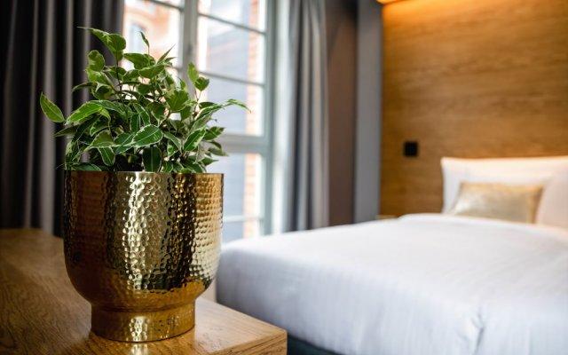 Отель Ginn Hotel Hamburg Elbspeicher Германия, Гамбург - отзывы, цены и фото номеров - забронировать отель Ginn Hotel Hamburg Elbspeicher онлайн комната для гостей