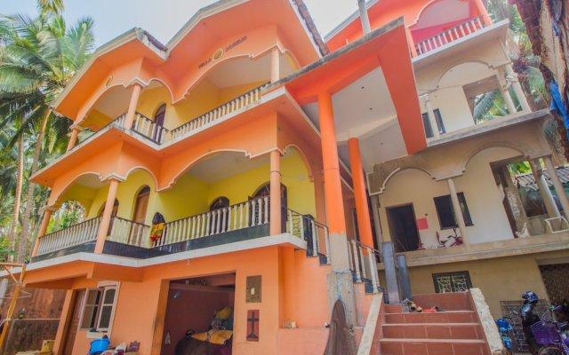 Отель OYO 12903 Home 2BHK Hollant beach Гоа вид на фасад