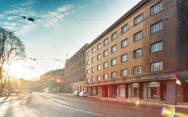 Отель Yoga Residence Apartments Эстония, Таллин - отзывы, цены и фото номеров - забронировать отель Yoga Residence Apartments онлайн вид на фасад