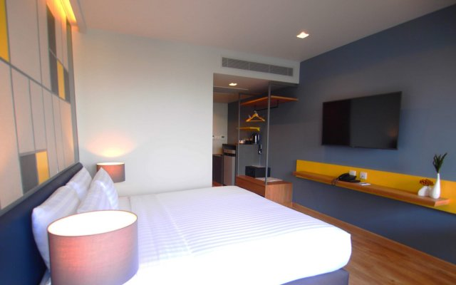 Отель The Quarter Ladprao By Uhg Бангкок комната для гостей
