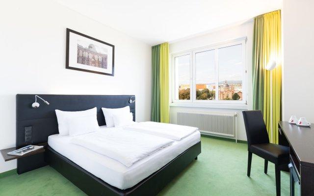 Отель RAINERS Вена комната для гостей