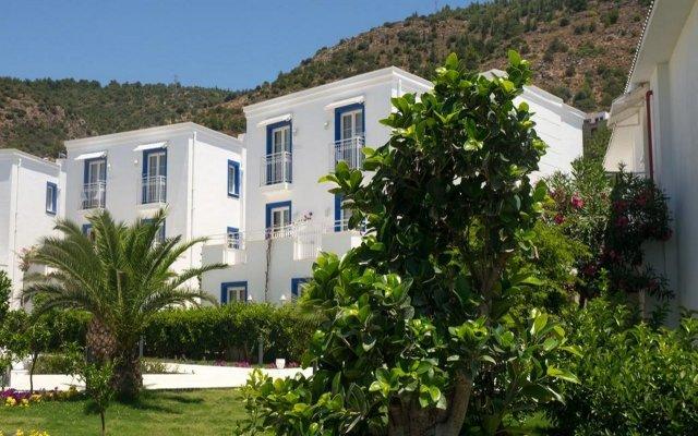 Отель Labranda TMT Bodrum - All Inclusive вид на фасад