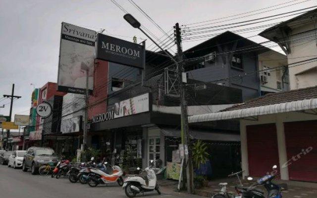 Me Room Hotel вид на фасад